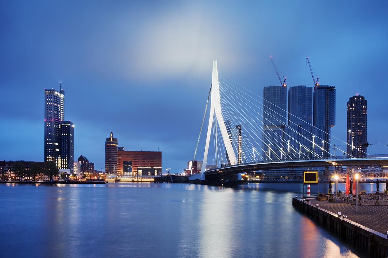 Rotterdam-night