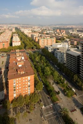 View of Rambla Prim (Source: Barcelona City Council)